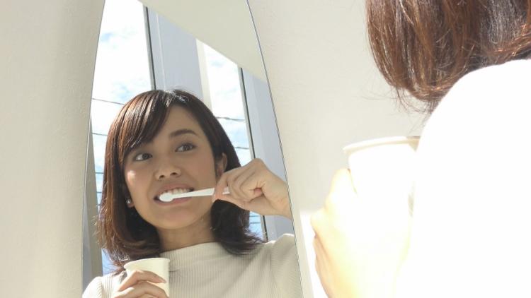 歯みがき (1回目)